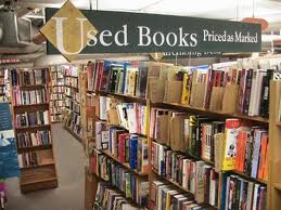 One of the top ten ways to save money on books