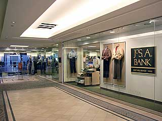 Best clothing stores in San Francisco Jos A Bank
