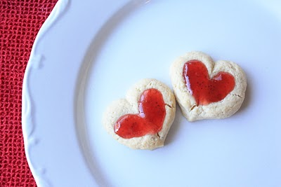 A list of the top ten valentines day cookies
