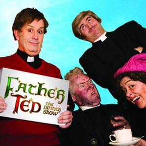 A list of the top ten British comedy shows