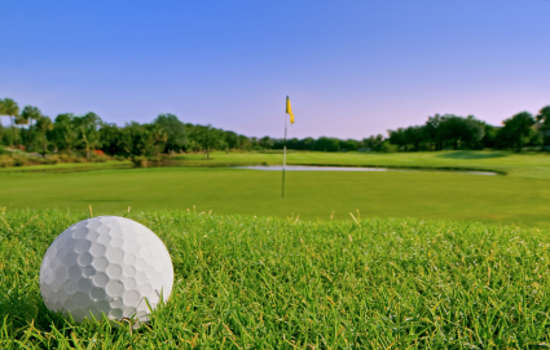 A list of the top ten golf course games