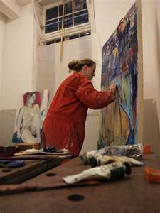 One of the top ten oil painting tips