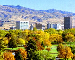 best of shopping in boise