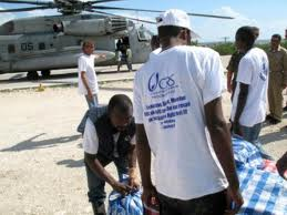 A list of the top ten disaster relief funds