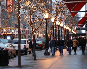 A list of the top ten chicago shopping areas