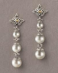 One of the top ten types of earrings