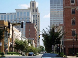Top 10 places to live North Carolina winston salem