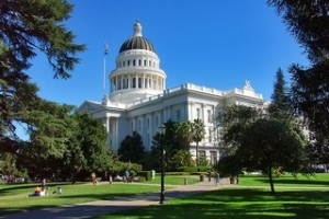Top 10 places to live in California State Capital Building