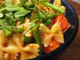 A list of the top ten healthy pasta recipes