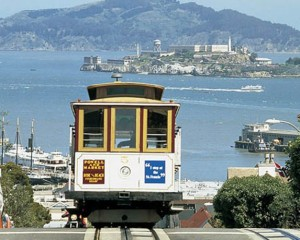 A list of the top ten things to see in San Francisco