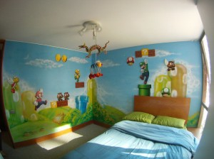 Top 10 boy and girl rooms video game