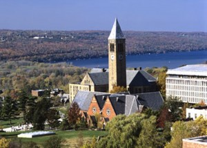 cornell university in ithica new york