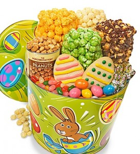 top places to order easter baskets popcorn