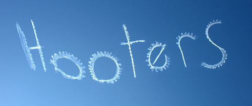 Skywriting Message