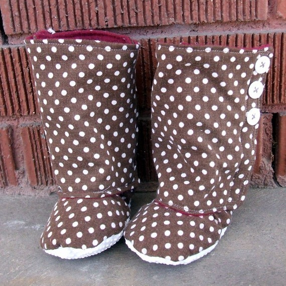 3 Button Boots