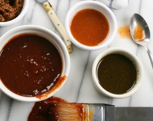 Specialty sauces
