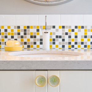 Put Up A Touch of Tile