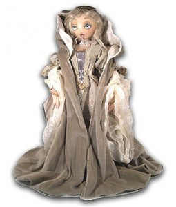 """Winter"" Xenis Musical Doll"