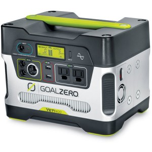 portable indoor outdoor generator