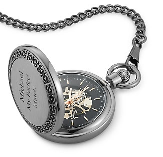 pocket watch from Things Remembered