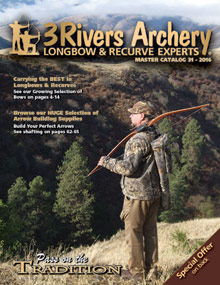 Picture of shooting arrows from 3Rivers catalog
