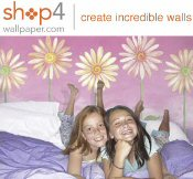 Picture of wall murals from Shop4Wallpaper.com catalog