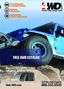 4Wheel Drive - Jeep Master Catalog