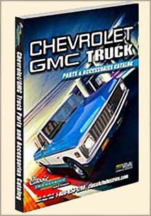 GMC Truck Parts from Classic Industries