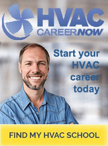 Picture of hvac career now catalog from HVAC Career Now catalog
