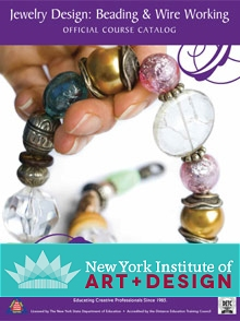 Picture of NYIAD-Jewelry Design Course from NYIAD Jewelry Design Course catalog