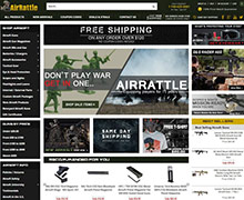 40+ active AirRattle coupons, promo codes & deals for Nov. Most popular: $ Off King Arms Airsoft M4 Moe Magpul Carbine.