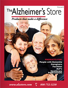 Picture of Alzheimer's disease from The Alzheimer's Store catalog