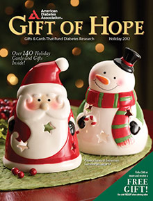 Picture of american diabetes association from American Diabetes Assoc Gift of Hope OLD catalog