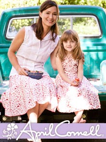 Picture of April Cornell dresses from April Cornell - Women's and Girl's Clothing catalog