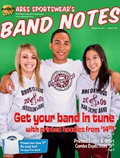Band Notes - Band and Orchestra Clothing