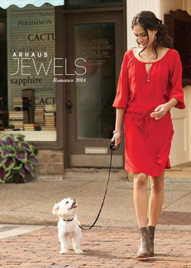 Picture of arhaus jewels from Arhaus Jewels catalog