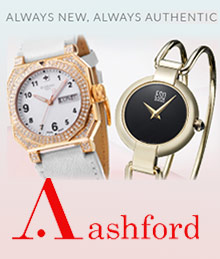 Picture of best luxury watches from Ashford catalog