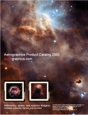 Picture of space pics from Astrographics catalog