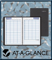 Image of personal daily planners from AT-A-GLANCE � catalog