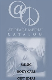 Picture of spa music from At Peace Media  catalog
