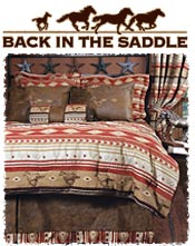 Image of horse theme decor from Back in the Saddle catalog