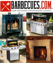 Picture of barbeque grills from Barbecues.com catalog