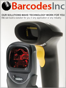 Picture of barcodes inc from BarcodesInc.com catalog