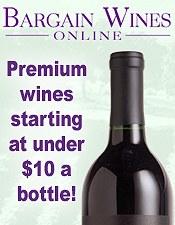 Bargain Wines Online