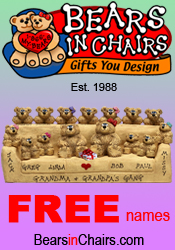 Bears in Chairs, Gifts You Design!