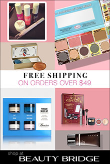 Picture of best beauty products from Beauty Bridge catalog