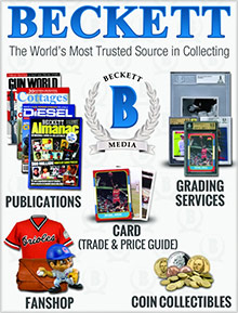 Picture of beckett media from Beckett Media catalog