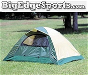 Picture of hiking supplies from Big Edge Camping and Hiking  catalog