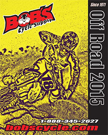 Picture of motocross riding boots from Bob's Cycle Supply - Off Road catalog