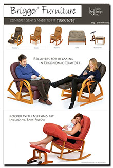 Picture of brigger furniture catalog from Brigger Furniture  catalog